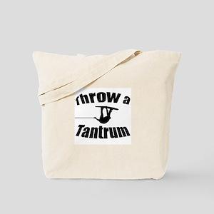 Throw a Tantrum Tote Bag