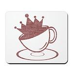 Royal Coffee Mousepad