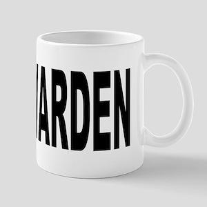 Game Warden Mug