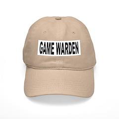 Game Warden Baseball Cap