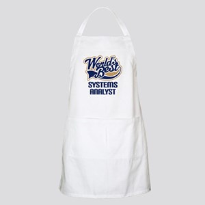 Systems Analyst (Worlds Best) Apron