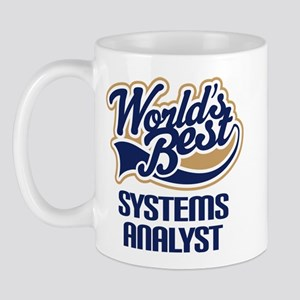 Systems Analyst (Worlds Best) Mug
