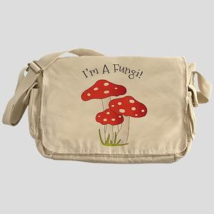 Im A Fungi Messenger Bag