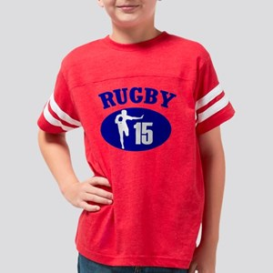 Rugby15 Youth Football Shirt