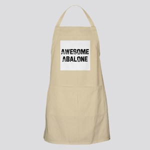Awesome Abalone BBQ Apron