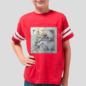 Fox, hound, pony ... Youth Football Shirt