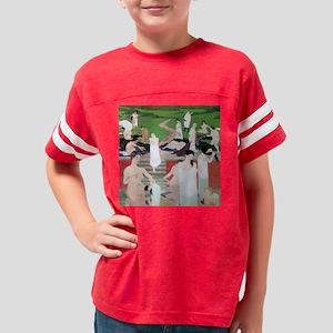 Felix Vallotton The Bath Summ Youth Football Shirt