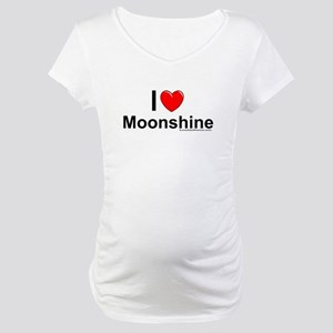 Moonshine Maternity T-Shirt