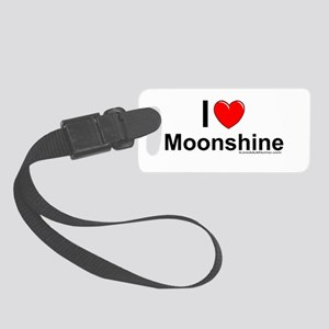 Moonshine Small Luggage Tag