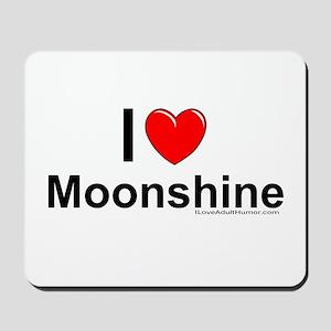 Moonshine Mousepad