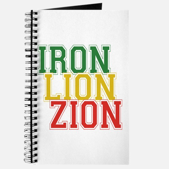 Iron Lion Zion Journal