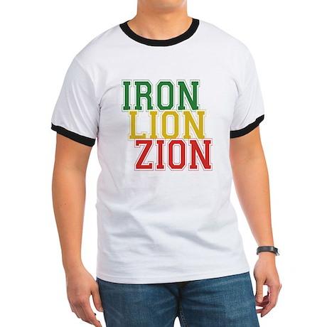 Iron Lion Zion Ringer T