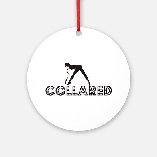 Collared Ornament (Round)