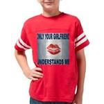 GIRLFRIEND Youth Football Shirt