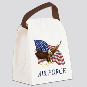AUSAIRFORCE Canvas Lunch Bag