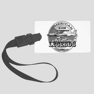 B-52 Stratofortress Bomber Large Luggage Tag