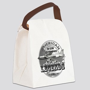 B-52 Stratofortress Bomber Canvas Lunch Bag