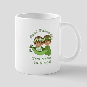 Best Friends-Brunette Mug