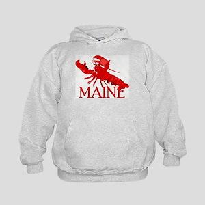 Maine Lobster Kids Hoodie