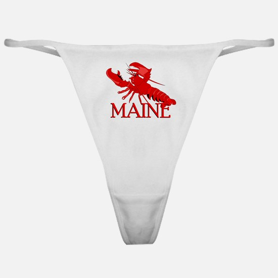 Maine Lobster Classic Thong