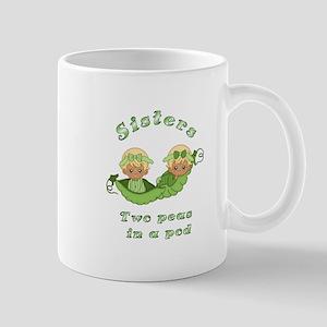 Sisters-Blonde Mug