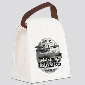 F-4 Phantom II Canvas Lunch Bag