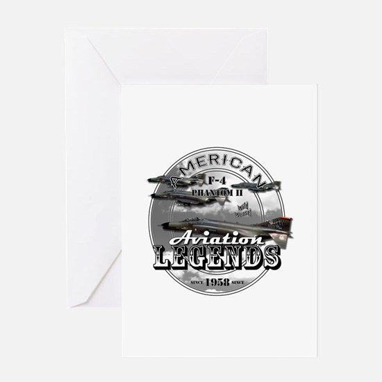 F-4 Phantom II Greeting Card
