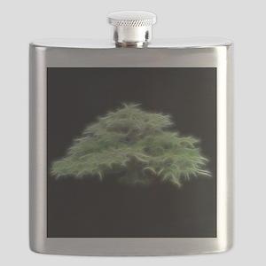 Fractal Bonsai Tree Flask