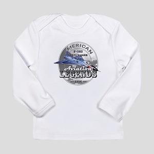 F-102 Delta Dagger Long Sleeve Infant T-Shirt