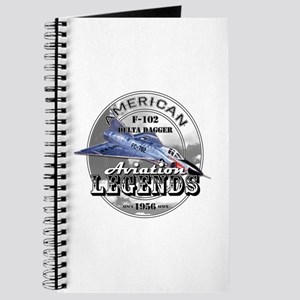 F-102 Delta Dagger Journal