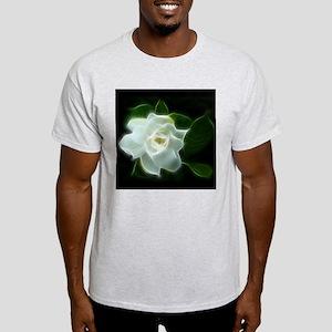 White Gardenia Flower Plant T-Shirt