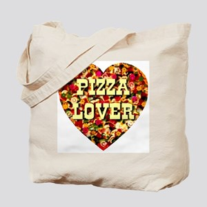 Pizza Lover Tote Bag