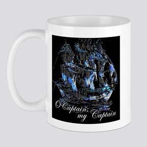 O CAPTAIN, MY CAPTAIN - Mug
