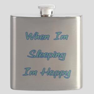 Sleeping Flask