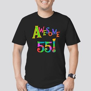 Awesome 55 Birthday T-Shirt