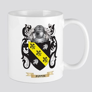 Pippin Coat of Arms (Family Crest) Mugs