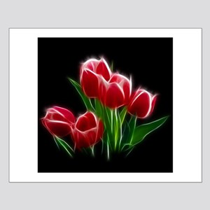Tulip Flower Red Plant Posters