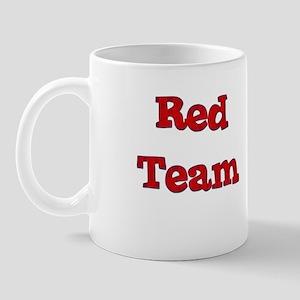 Red Team Mug