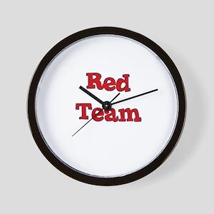 Red Team Wall Clock