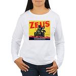 Zeus Brand Women's Long Sleeve T-Shirt