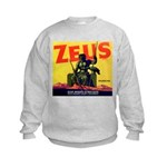 Zeus Brand Kids Sweatshirt