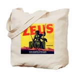 Zeus Brand Tote Bag