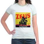 Zeus Brand Jr. Ringer T-Shirt