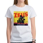 Zeus Brand Women's T-Shirt
