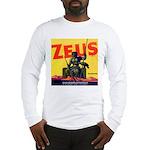 Zeus Brand Long Sleeve T-Shirt