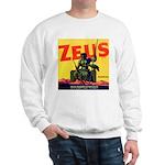 Zeus Brand Sweatshirt