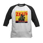 Zeus Brand Kids Baseball Jersey