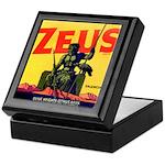 Zeus Brand Keepsake Box
