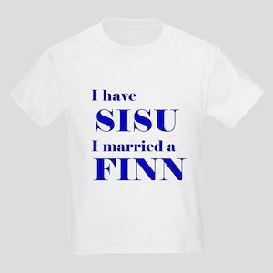 Sisu Spouse Kids T-Shirt