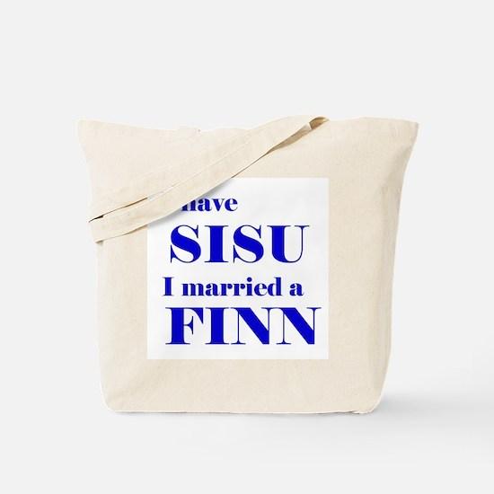 Sisu Spouse Tote Bag